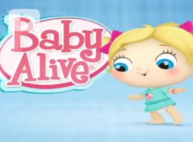 The Link Agency- Hasbro - Baby Alive - Baby Wanna Walk